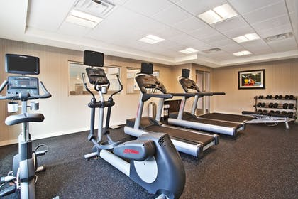 Fitness Facility | Holiday Inn Express & Suites Ann Arbor West