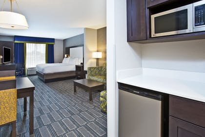 Room | Holiday Inn Express & Suites Ann Arbor West