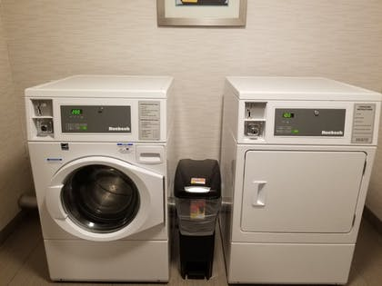 Laundry Room | Holiday Inn Express & Suites Ann Arbor West