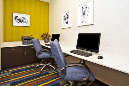 Business Center | Holiday Inn Express & Suites Ann Arbor West