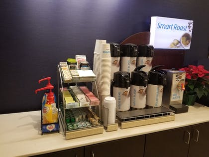 Coffee Service | Holiday Inn Express & Suites Ann Arbor West