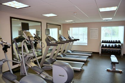 Fitness Facility | Holiday Inn Express & Suites Houston NW - Tomball Area