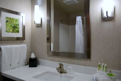 In-Room Amenity | Holiday Inn Express & Suites Houston NW - Tomball Area