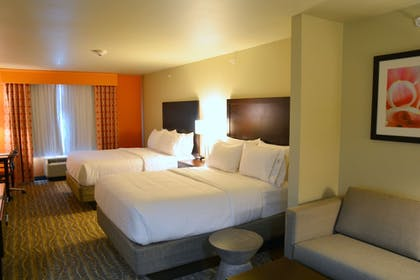 Guestroom | Holiday Inn Express & Suites Houston NW - Tomball Area