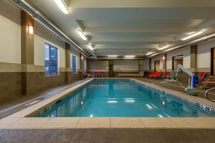 Pool | Holiday Inn Express & Suites Denver South - Castle Rock