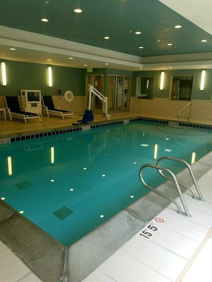 Indoor Pool   Holiday Inn Express & Suites Price