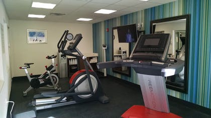 Fitness Facility   Holiday Inn Express & Suites Price