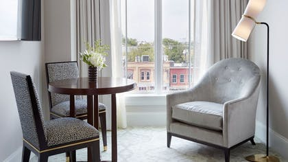 Guestroom View | The Spectator Hotel