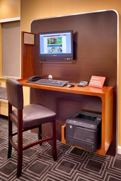 Business Center | TownePlace Suites Missoula