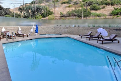 Pool | Holiday Inn Express & Suites San Diego - Mission Valley
