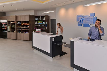 Reception | Holiday Inn Express & Suites San Diego - Mission Valley
