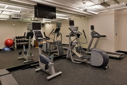 Fitness Facility | Holiday Inn Express & Suites San Diego - Mission Valley