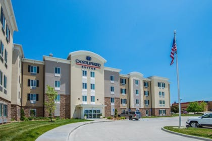 Exterior | Candlewood Suites Columbia East