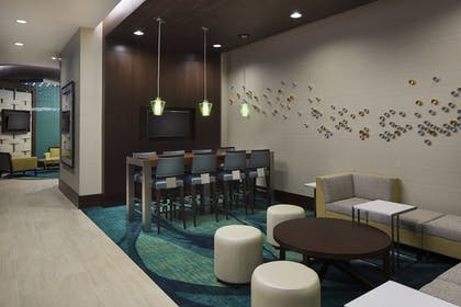 Lobby | Springhill Suites by Marriott Houston Dwntn/Convention Cntr
