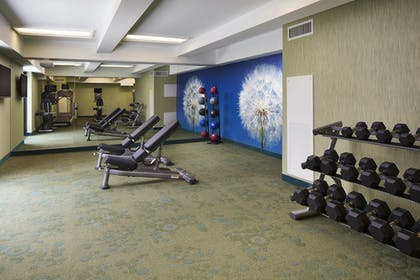 Fitness Facility | Springhill Suites by Marriott Houston Dwntn/Convention Cntr