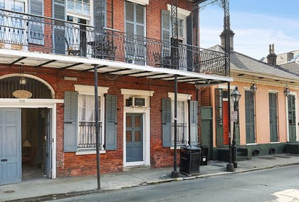 Hotel Front | FRENCH QUARTER MANSION BOUTIQUE HOTEL