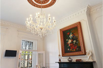 Living Area | FRENCH QUARTER MANSION BOUTIQUE HOTEL
