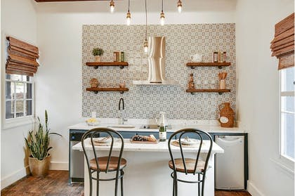 In-Room Kitchen | FRENCH QUARTER MANSION BOUTIQUE HOTEL