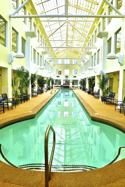 Indoor Pool | Anchorage Inn and Resort