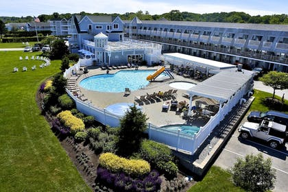 Aerial View | Anchorage Inn and Resort
