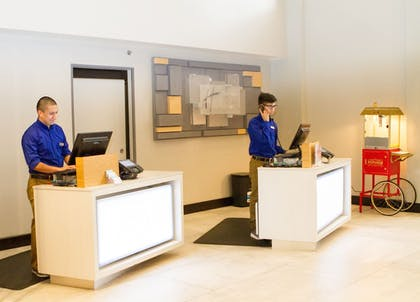 Check-in/Check-out Kiosk | Holiday Inn Express & Suites San Antonio Medical-Six Flags