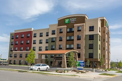 Exterior | Holiday Inn Express & Suites Billings