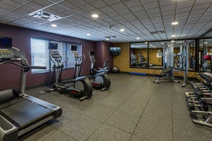 Fitness Facility | Holiday Inn Express & Suites Billings