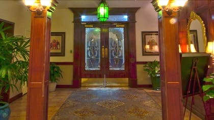 Interior Entrance | Casa Marina Hotel