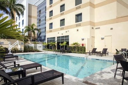 Sports Facility | Fairfield Inn & Suites by Marriott Delray Beach I-95