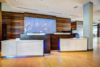 Lobby | Fairfield Inn & Suites by Marriott Delray Beach I-95