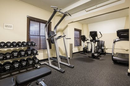 Fitness Facility | Freehand Chicago