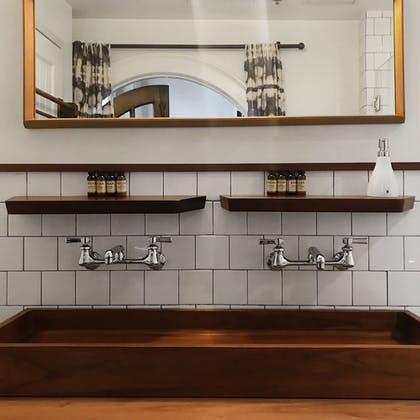 Bathroom Sink | Freehand Chicago