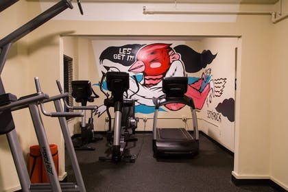 Gym | Freehand Chicago