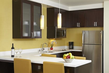 In-Room Kitchen | Residence Inn by Marriott Los Angeles LAX/Century Boulevard