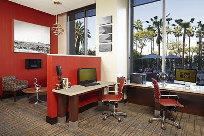 Business Center | Residence Inn by Marriott Los Angeles LAX/Century Boulevard
