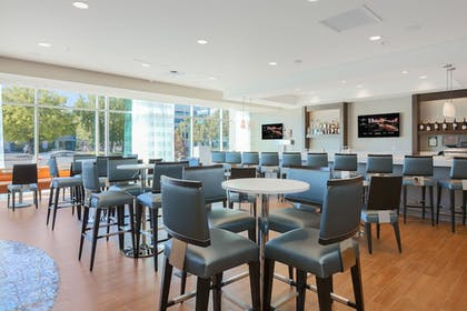 Hotel Lounge | Residence Inn by Marriott San Jose Airport