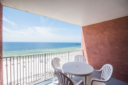Guestroom View | Osprey on the Gulf