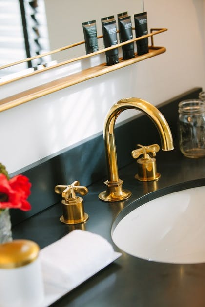 Bathroom Sink | Kimpton Palladian Hotel