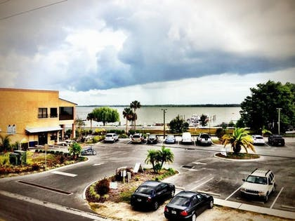 View from Hotel   Key West Resort on Lake Dora
