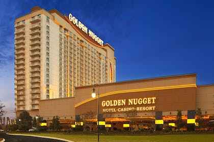 Hotel Front   Golden Nugget Lake Charles