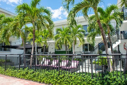 Front of Property | Beachside All Suites Hotel, a South Beach Group Hotel