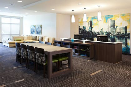 Business Center | Courtyard Orlando South/Grande Lakes Area