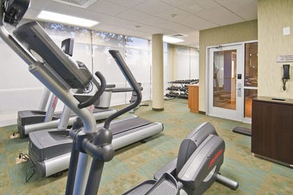 Fitness Facility | SpringHill Suites by Marriott Baton Rouge Gonzales