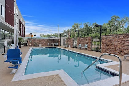 Pool | SpringHill Suites by Marriott Baton Rouge Gonzales