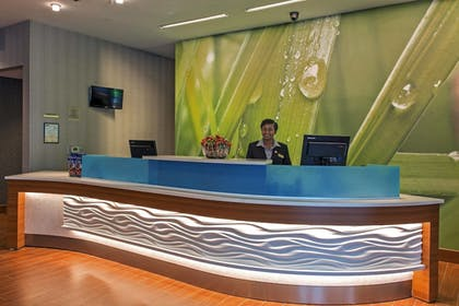 Lobby | SpringHill Suites by Marriott Baton Rouge Gonzales