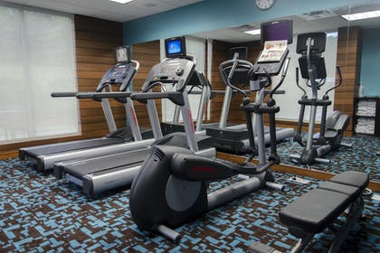 Sports Facility | Fairfield Inn & Suites Atlanta Cumming/Johns Creek
