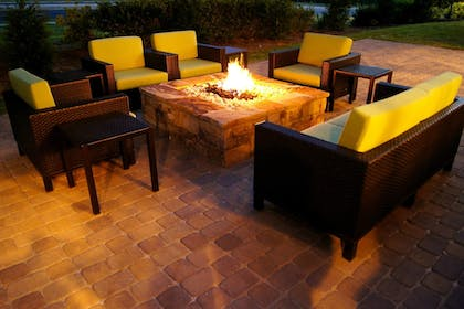 Terrace/Patio | Fairfield Inn & Suites Atlanta Cumming/Johns Creek