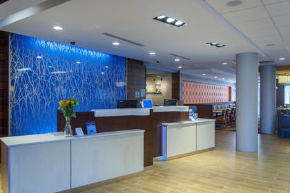 Lobby | Fairfield Inn & Suites Atlanta Cumming/Johns Creek
