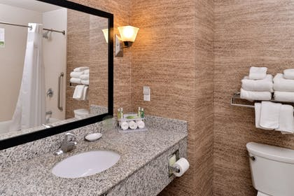 In-Room Amenity | Holiday Inn Express & Suites New Martinsville