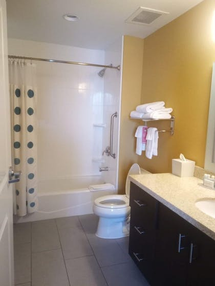 Bathroom | TownePlace Suites by Marriott Carlsbad